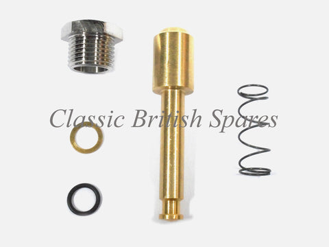Amal MKII Cold Star Carb Plunger Set 2622/079 1978-80 750 T140 Genuine UK Made