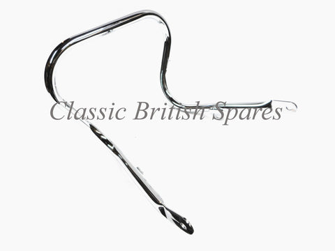 BSA A50 A65 Chrome Rear Grab Support Rail 68-9327 1967-70