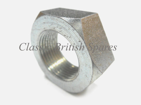 Triumph Rear Wheel Axle Spindle Mounting Nut 3/4