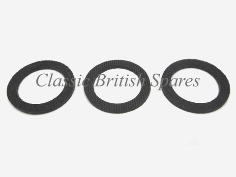 "Lucas Indicator Warning Light Sealing Washers ""3"" 54140331 Triumph BSA Norton"
