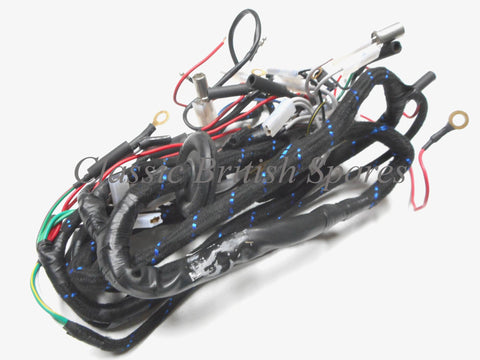 DSCN7639_480x480?v=1489740529 triumph genuine lucas wiring harness 54955256 1969 70 t100 t120 triumph t140 wiring harness at bayanpartner.co