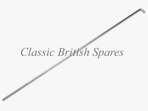Triumph / BSA Conical Hub Rear Brake Rod (1) 83-2860 - 1971-75 - T120 / A65 / T140