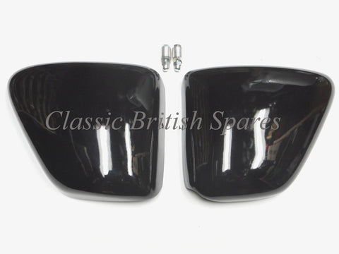 Triumph T140 / TR7 Retro Side Covers - 1973-82