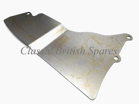 BSA Unit Twins Rear Crankcase Cover Plate 68-0360 1962-72 Lightning Thunderbolt
