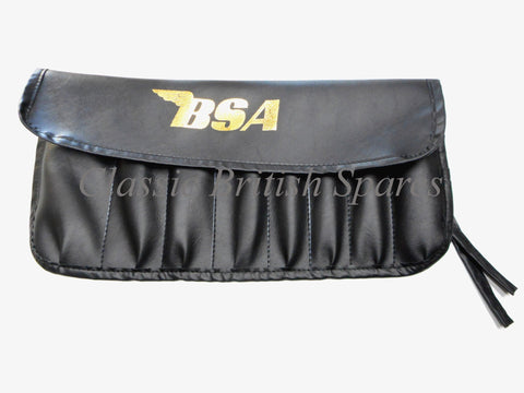 BSA Factory Style Service Tool Roll Bag