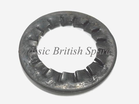 Triumph Alternator Rotor Lock Nut Retaining Washer (1) 21-7024 - 1976-83 - T140 / TR7 / TSS
