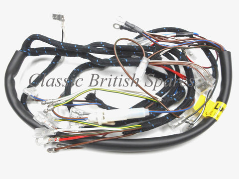 DSCN9120_480x480?v=1489740071 bsa lucas cloth bound wiring harness 54953385 19 0947 1968 a50 a50  at crackthecode.co
