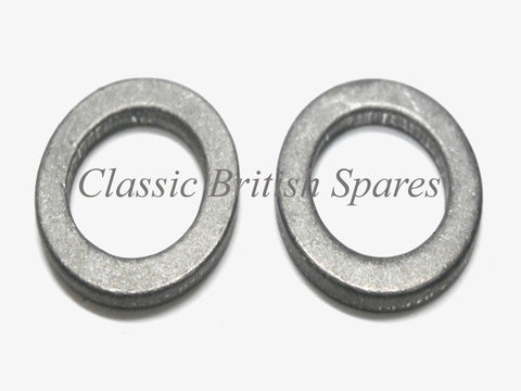 "Triumph BSA Front Fork Restrictor Bolt Sealing Washers ""2"" 97-1062 T120 TR6 A65"