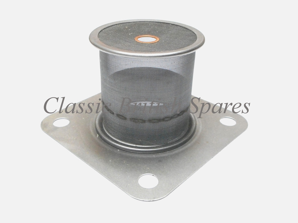 Triumph Bsa Oil In Frame Sump Filter 83 3642 1971 72 T120 Tr6