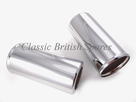 Chrome Shock Covers By EMGO