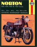 Norton Atlas / Dominator Haynes Manual