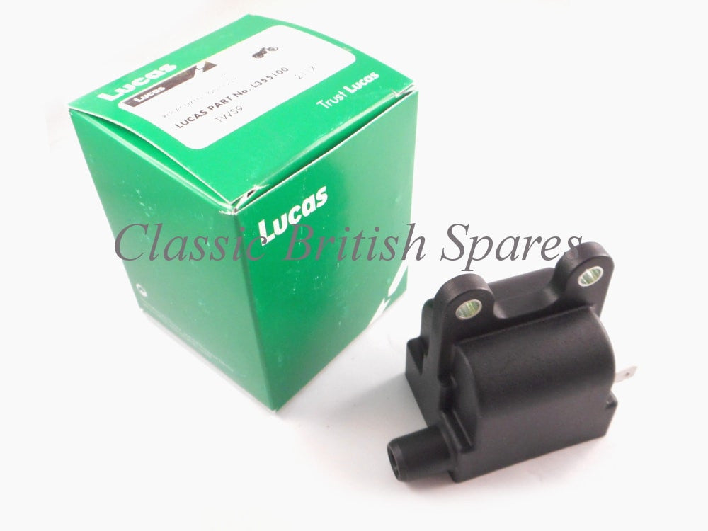 Lucas Single Outlet Digital Ignition Coil 12V 355100