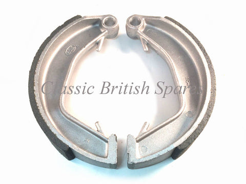 Norton Commando Rear Brake Shoe Set 06-3417 - 06-0828