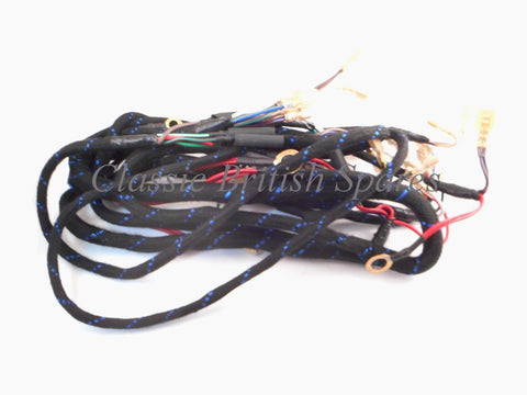 Magnificent Norton Commando Lucas Wiring Harness 54960723 1970 74 Wiring Cloud Hisonuggs Outletorg