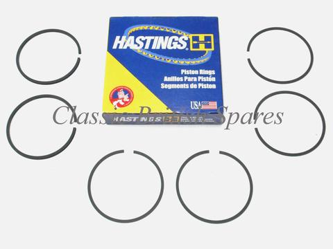 Norton Commando 850 Piston Rings - Hastings