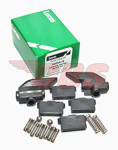 Lucas Console Switch Repair Kits (1) - Choose Kit Type / Application