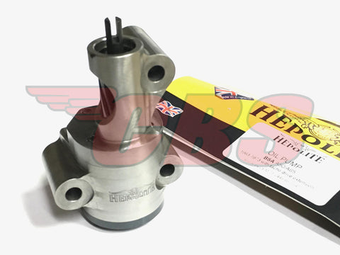 BSA A50 / A65 High Delivery Oil Pump By Hepolite (WW50221)