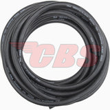 "Black 5/16"" Fuel Line By - EMGO"
