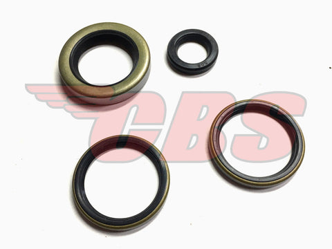 Triumph Engine / Gear Box Oil Seal Kits (1) - Choose Kit Type / Year / Model