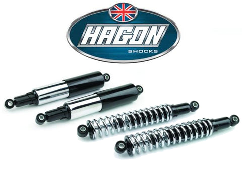 Hagon Classic Shocks For Triumph, BSA & Norton Motorcycles
