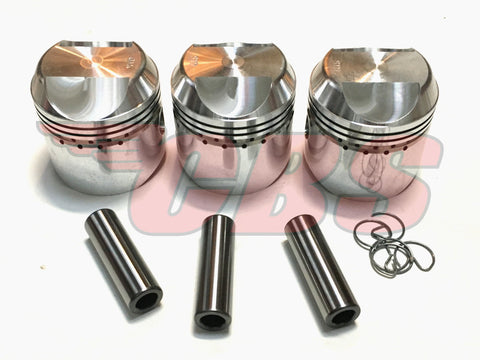 Triumph - BSA Triples JCC Piston Set - T150 A75 T160