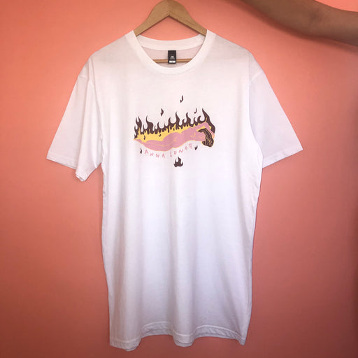 Flamin' Hot Tee - SMALL ONLY