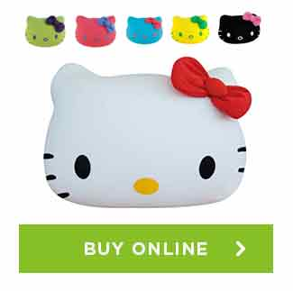HELLO KITTY CUSHIONS