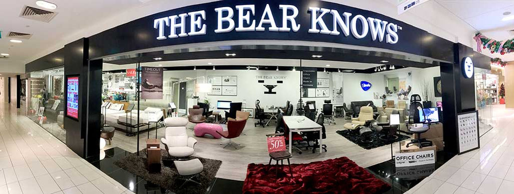 Orchard furnishing retail shop - The Bear Knows™