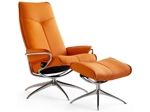 STRESSLESS CITY HB SET PALOMA CLEMENTINE STD BASE
