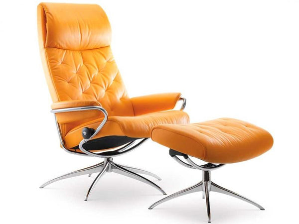 STRESSLESS METRO HB SET PALOMA CLEMENTINE STD BASE
