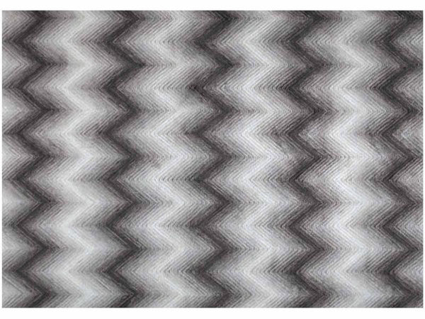 STAR VISCOSE DESIGN 016 ZIGZAG M800 Black& White 170X240