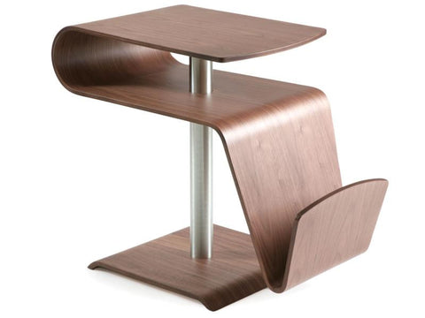TABLE TIMEOUT WALNUT