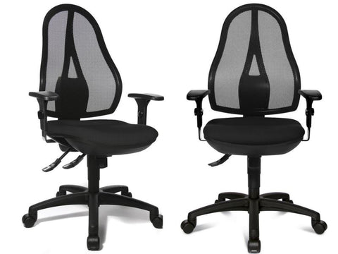 OPEN POINT SY P4 OFFICE CHAIR BLACK