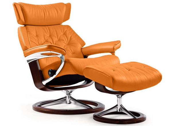 STRESSLESS SKYLINE M SET PALOMA CLEMENTINE BROWN