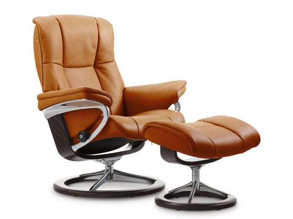 STRESSLESS MAYFAIR M SIGNATURE SET PALOMA COPPER BLACK
