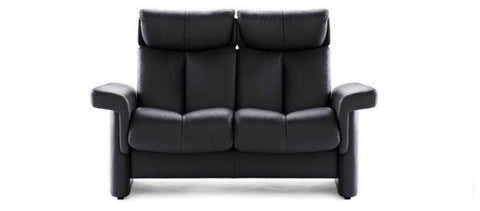 STRESSLESS SOFA LEGEND (M) 2S HIGH BACK PALOMA