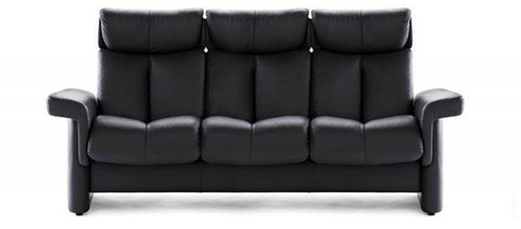 STRESSLESS SOFA LEGEND (M) 3S HIGH BACK PALOMA