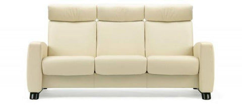 STRESSLESS SOFA ARION (M) 3S HIGH BACK PALOMA
