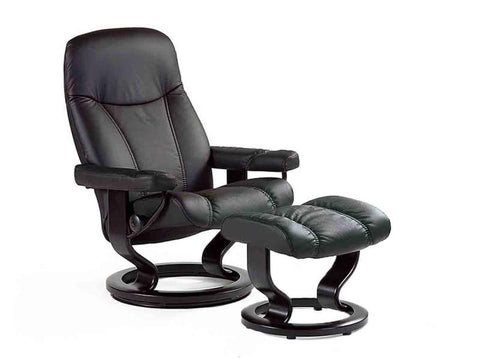 STRESSLESS CONSUL S CLASSIC SET BATICK BLACK BLACK  sc 1 st  The Bear Knows & Premium Recliner Chairs | Singapore u2013 The Bear Knows Singapore islam-shia.org