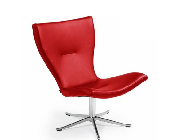 GYRO SWIVEL CHAIR FANTASY RED