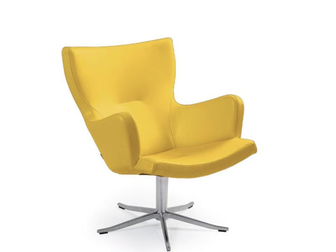GYRO ARMCHAIR FANTASY YELLOW