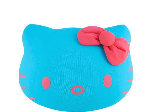 HELLO KITTY BLUE 25CM