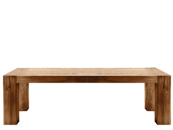 TABLE BOSTON TURK. OAK 90X180X ANT