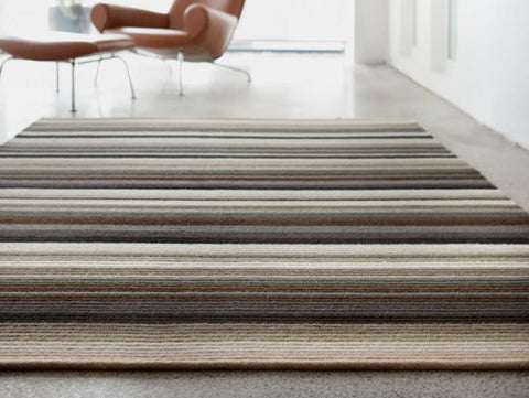 REFINED BEIGE WOOL 170X240