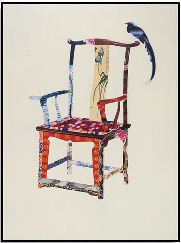 Chinese Chair 2 90cm x 120cm(H)