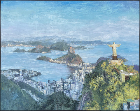 Christ the Redeemer 150cm x 120cm (H)