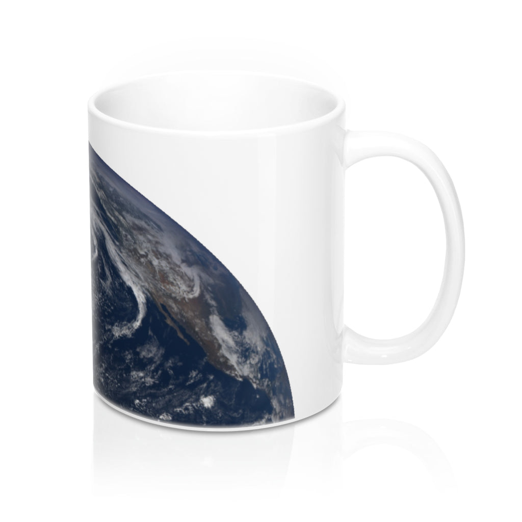 Northern Hemisphere Mug 11oz