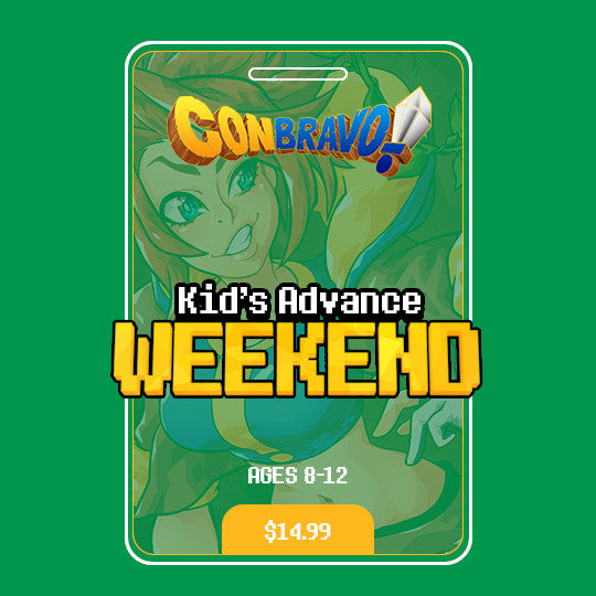 ConBravo! 2017 Weekend Tickets
