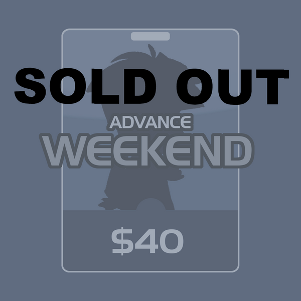 ConBravo 2018 Weekend Ticket