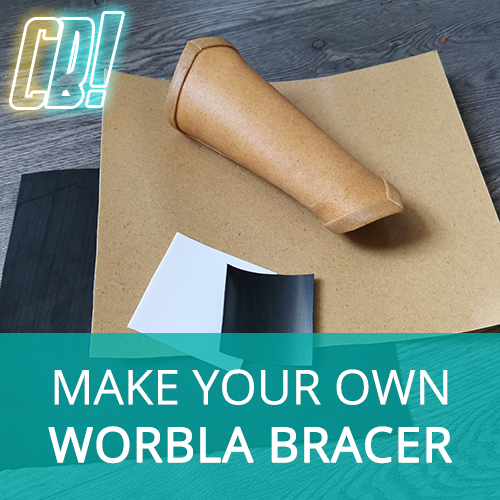 Worbla Bracer Workshop